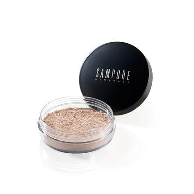 Sampure Minerals Mineral Loose Foundation Toz Fondöten Light Beige 25g
