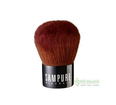 Sampure Minerals Vegan Kabuki Brush Fırça
