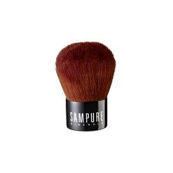 Sampure Minerals Vegan Kabuki Brush Fırça - Thumbnail