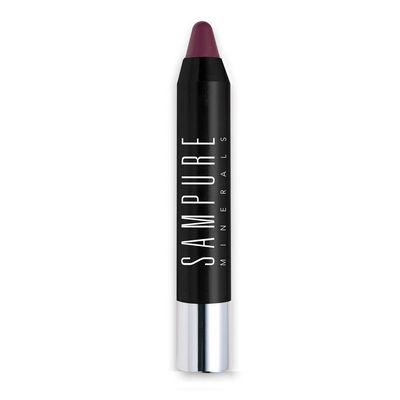 Sampure Minerals Vegan Lip Pencil Kalem Ruj Duchess Plum 2,5GR