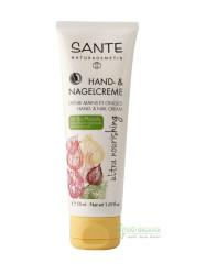 Sante - Sante El ve Tırnak Bakım Kremi Organik Altın Çileği Özlü 50ml