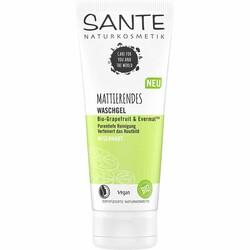 Sante - Sante Matlaştırıcı Yüz Temizleme Jeli 100ML