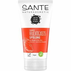 Sante - Sante Nemlendirici Aile Saç Bakım Kremi Organik Mango ve Aloe Vera 150ML