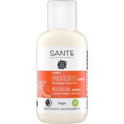 Sante - Sante Nemlendirici Aile Şampuanı Organik Mango ve Aloe Vera 50ML
