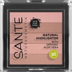Sante - SANTE Organik Aydınlatıcı 01 Nude Ten Rengi