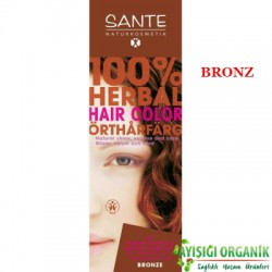 Sante - SANTE Organik Bitkisel Toz Saç Boyası (Bronz) 100gr