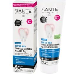 Sante - SANTE Florürsüz Diş Macunu ( Vitamin B12) 75ml