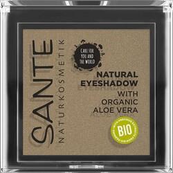 Sante - Sante Organik Doğal Göz Farı 04 Boz Kahverengi Rengi