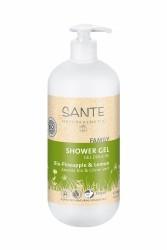 Sante - SANTE Organik Duş Jeli (Ananas ve Limon) 500ml