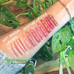 Sante Organik Glutensiz Nem Veren Parlak Ruj Serisi - Thumbnail