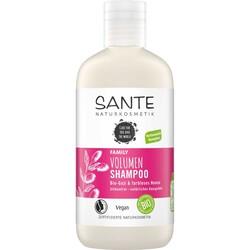 Sante - Sante Organik Kurtüzümü ve Doğal Kına Hacim Veren Aile Şampuanı 250ML