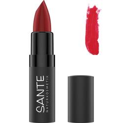 Sante - Sante Organik Mat Ruj 07 Öpücük Kırmızısı