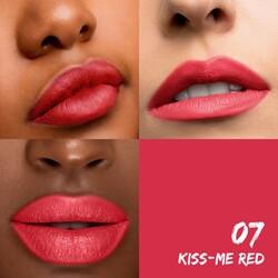 Sante Organik Mat Ruj 07 Öpücük Kırmızısı - Thumbnail