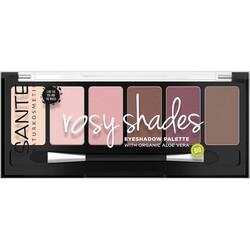 Sante - SANTE Organik Göz Farı Paleti Gül Rengi