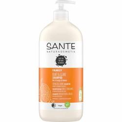Sante - Sante Güçlendirici Aile Şampuanı Organik Portakal ve Hindistan Cevizi 950ML