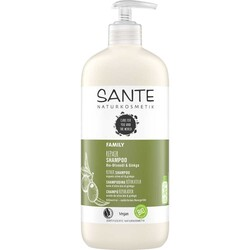 Sante - Sante Organik Zeytinyağı ve Gingko Onarıcı Aile Bakım Şampuanı 500ML