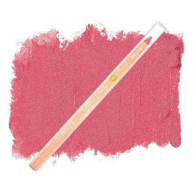 Sante Organik Yumuşak Renk Veren Dudak Kontur Kalemi 03 Neşeli Gül