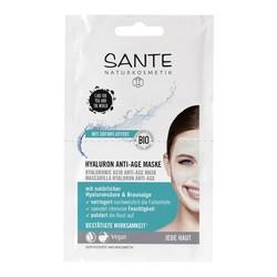 Sante - Sante Yaşlanmayı Geciktirici Hyalüronik Asit Yüz Maskesi