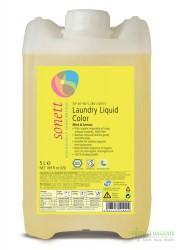 Sonett - Sonett Organik Çamaşır Yıkama Sıvısı (Renkliler) 5L
