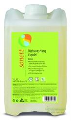 Sonett - Sonett Organik Elde Bulaşık Yıkama Sıvısı (Limonlu) 5L