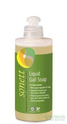 Sonett Organik Leke Çıkarıcı Gall Sıvı Sabunu 300ml