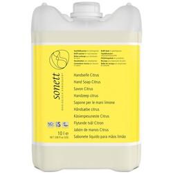 Sonett - Sonett Organik Sıvı El Sabunu Citrus (Limon) 10L