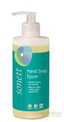 Sonett - Sonett Organik Sıvı El Sabunu Epure (7 Bitki) 300ml