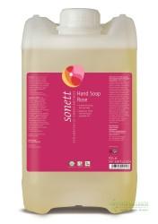 Sonett - Sonett Organik Sıvı El Sabunu Gül 10L