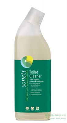 Sonett Organik Tuvalet (WC) Temizleyici 750ml