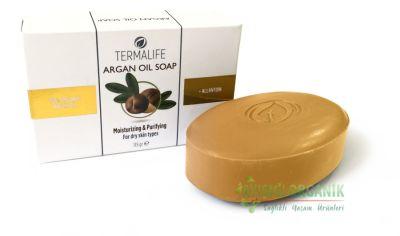 Termalife Arındırıcı ve Nemlendirici Argan Yağı Sabunu