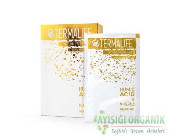 Termalife Humic Asid Peloid Yüz Maskesi 10pk x 20gr