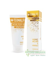Termalife - TERMALİFE Humic Asid Peloid Yüz Maskesi Tüp