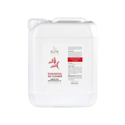 The Elite Home Ekolojik Organik Tuvalet Temizleyici 5LT