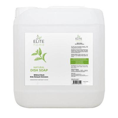 The Elite Home Organik Elde Bulaşık Deterjanı Portakal 10LT