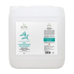 The Elite Home - The Elite Home Organik Jel Bulaşık Makinesi Deterjanı Kokusuz 5LT