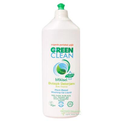 U Green Clean Organik Bulaşık Deterjanı Portakal Yağlı 730ml