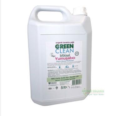 U Green Clean Organik Yumuşatıcı Lavanta Yağlı 5 LT