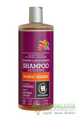 Urtekram Nordıc Berrıes - Onarıcı Şampuan – Normal Saçlar İçin 500ml