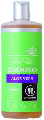 Urtekram Organik Aloe Veralı Şampuan 500 ml
