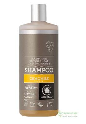 Urtekram Organik Şampuan (Papatyalı / Sarı Saçlar) 500ml