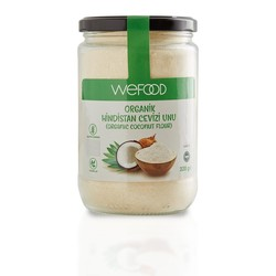 Wefood - Wefood Hindistan Cevizi Unu 320gr