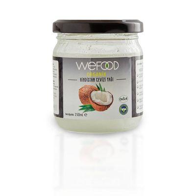 Wefood Hindistan Cevizi Yağı 150ml
