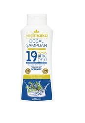 Yeşilmarka 19 Bitki Özlü Doğal Bakım Onarım Şampuanı - Thumbnail