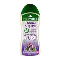 Yeşilmarka - Yeşilmarka Doğal Duş Jeli Böğürtlen 400ML