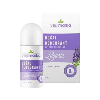 Yeşilmarka Doğal Roll On Deodorant Lavanta Kokulu