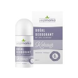 Yeşilmarka - Yeşilmarka Kokusuz Doğal Roll On Deodorant